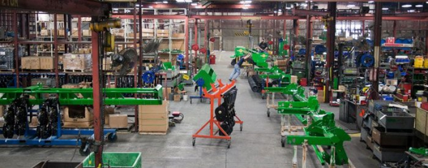 KUBOTA BUYS GREAT PLAINS MANUFACTURING FOR $430 MILLION